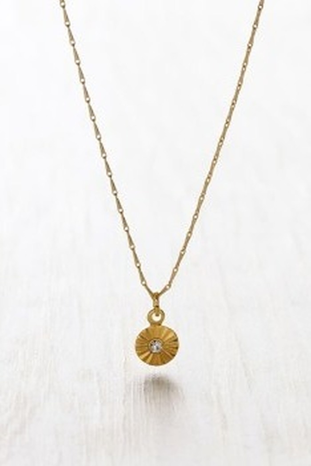 Amano Trading Wink Necklace - Front Cropped Image