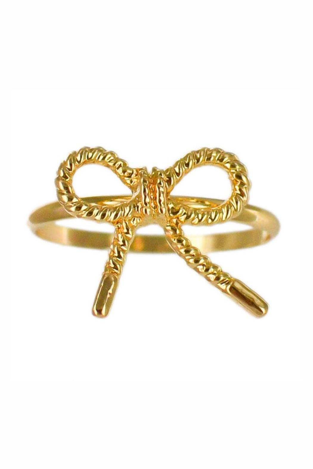 winky designs cute bow ring from nevada � shoptiques