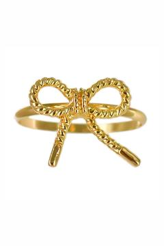 Shoptiques Product: Cute Bow Ring