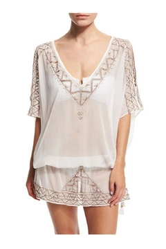 Shoptiques Product: Embroidered Cover Up