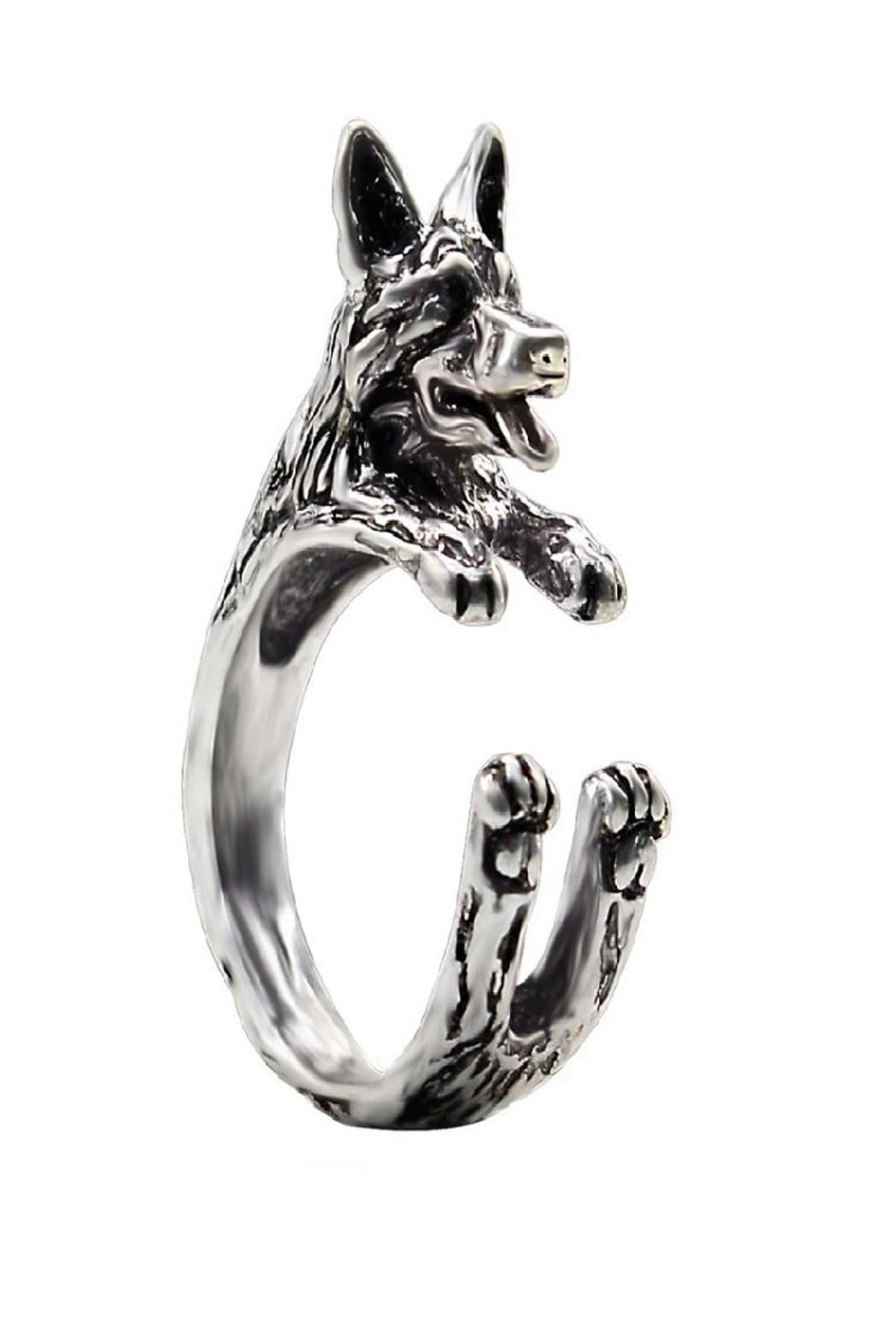 Winky Designs German Shepherd Ring - Main Image