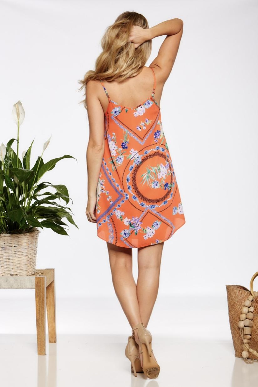 Asher by Fab'rik Winnie Dress - Front Full Image