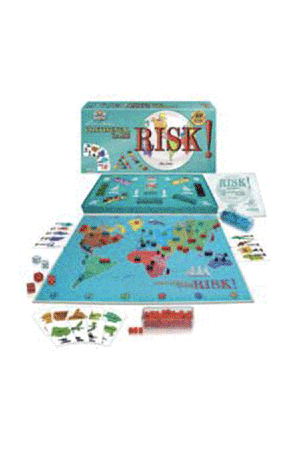 Winning Moves Risk Game - Main Image
