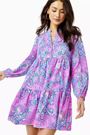 Lilly Pulitzer  Winona Stretch Dress - Front cropped