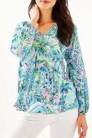 Lilly Pulitzer  Winsley Top - Product Mini Image