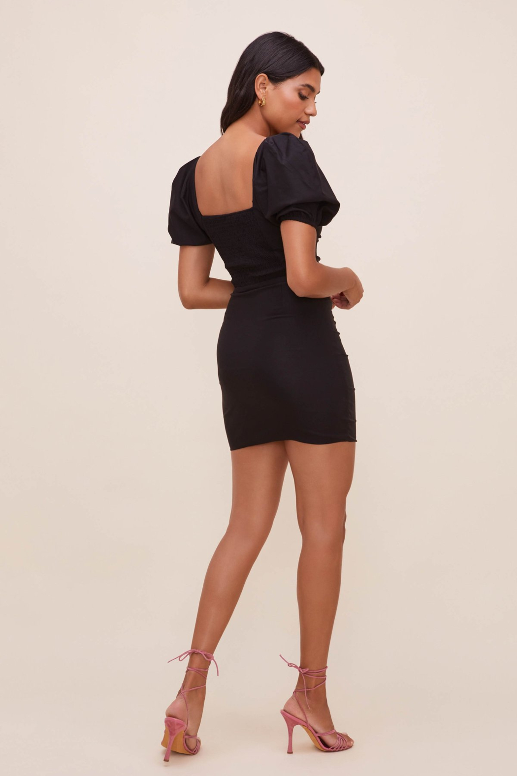 ASTR the Label Winslow Dress - Side Cropped Image