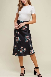 WINSLOW Floral Midi Skirt - Product Mini Image