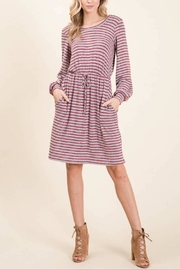 WINSLOW Gwen Stripe Dress - Product Mini Image