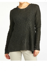 Coco + Carmen Winsome Braided Pullover - Front cropped