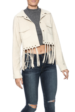 Shoptiques Product: Gia Fringe Jacket