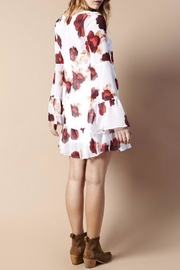 Winston White White Rose Dress - Side cropped
