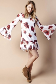 Winston White White Rose Dress - Product Mini Image