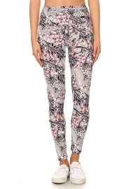 HGG Winter-Berry Yoga Leggings - Product Mini Image