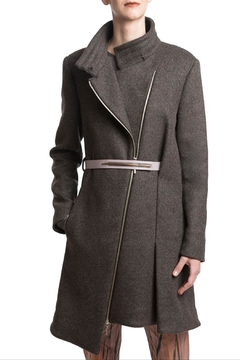 Shoptiques Product: Winter Coat Grey