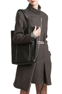 Clara Kaesdorf Winter Coat Grey - Alternate List Image
