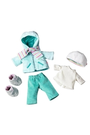 HABA USA Winter Doll Clothes - Front cropped