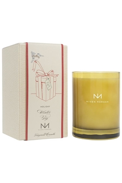 Niven Morgan Winter Fig Candle - Product List Image