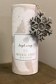 Gift Craft Winter incense set - Front cropped