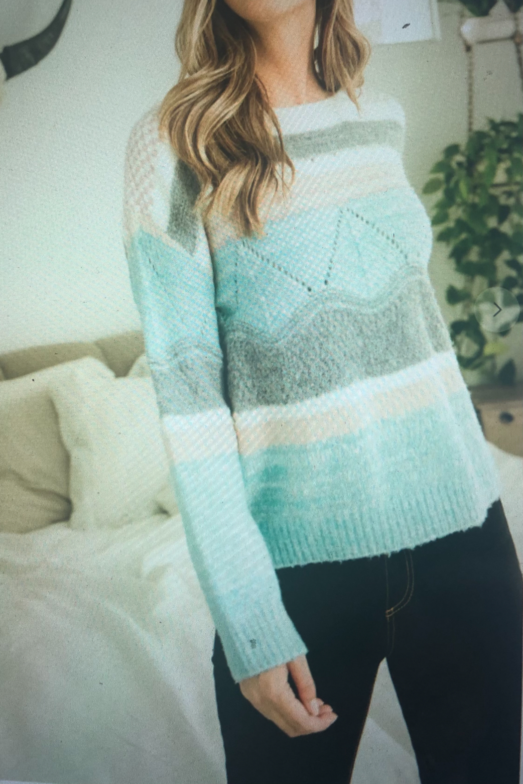 THML Clothing WINTER MINT - Main Image