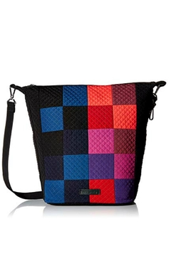 Vera Bradley Winter Patchwork Carson-Hobo - Product List Image
