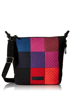 Vera Bradley Winter Patchwork Mini-Carson - Product List Image