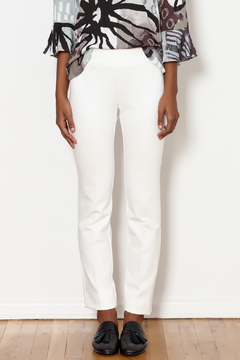 Insight Winter White Scuba Pant - Product List Image