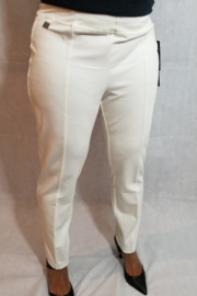 Lexi Collection Winter White Stretch Pants - Product Mini Image