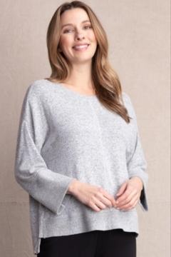 Habitat  Winter white super soft fleece sweater top - Product List Image