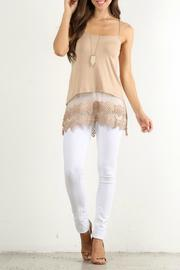 Winter Lennon Pointed Top Extender - Front cropped