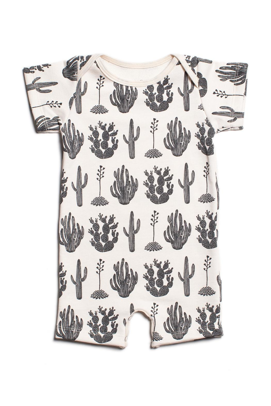 Winter Water Factory Cactus Short One-Piece - Main Image