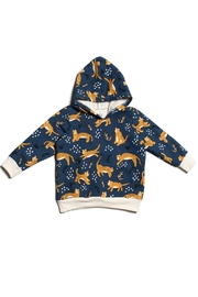 Winter Water Factory Organic Wildcats Hoodie - Front cropped