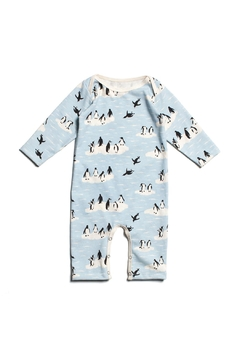 Shoptiques Product: Penguins Organic Romper