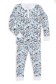 Roberta Roller Rabbit Winterland Pj Set-Kids - Product Mini Image