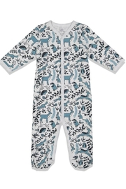 Roberta Roller Rabbit Winterland Snap Suit - Front cropped