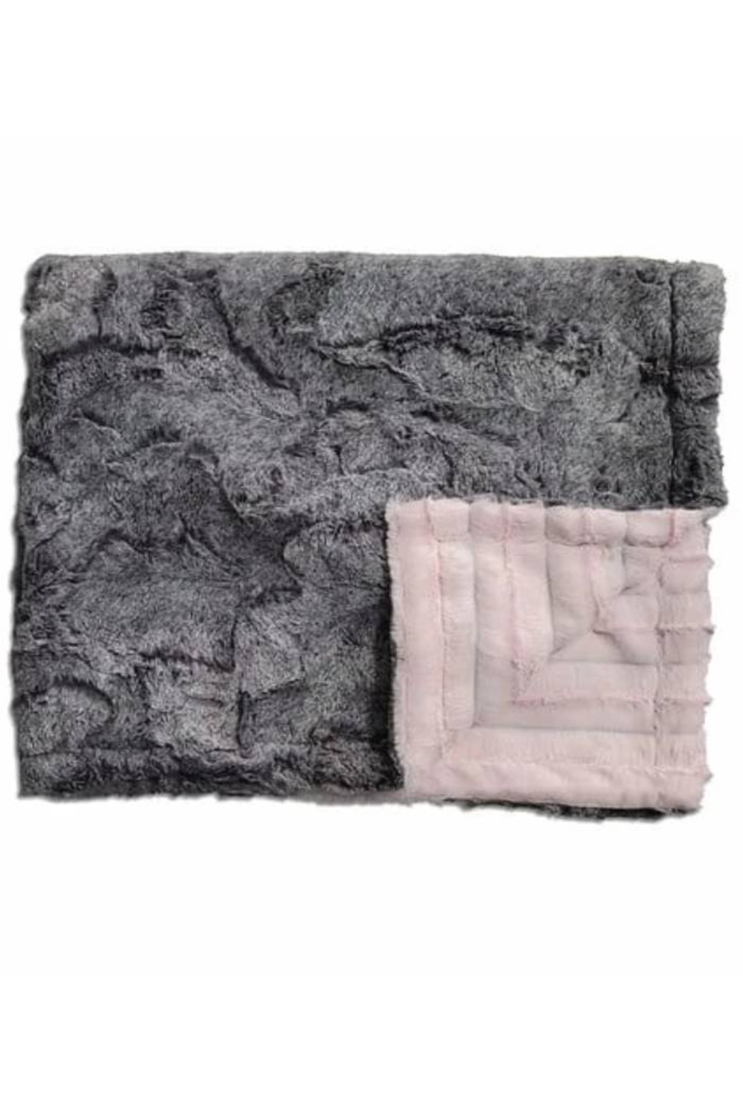 Winx+Blinx Pinkalicious Mini Minky Blankets (13 X 12.5 Inches)for Newborn Baby Boys Girls Winter Swaddle - Main Image
