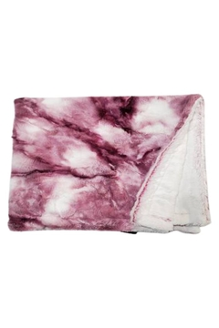 Winx+Blinx Sorbet Raspberry Mini Minky Blankets (13 X 12.5 Inches)for Newborn Baby Boys Girls Winter Swaddle - Product List Image