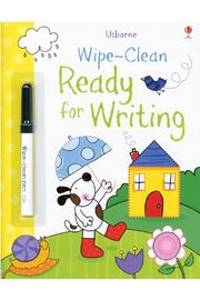 Usborne Wipe-Clean Ready for Writing - Product Mini Image