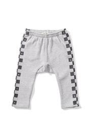 Mini Munster Wippit Checker Jogger - Front cropped
