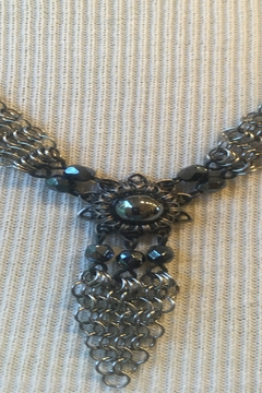 deannas Wire mesh necklace, handmade - Product List Image