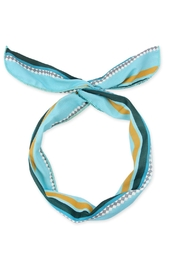 Riah Fashion Wire-Multi-Tone Scarf-Headband - Product Mini Image