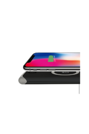 PhunkeeTree Wireless Charging Power Bank And Pad - Front full body