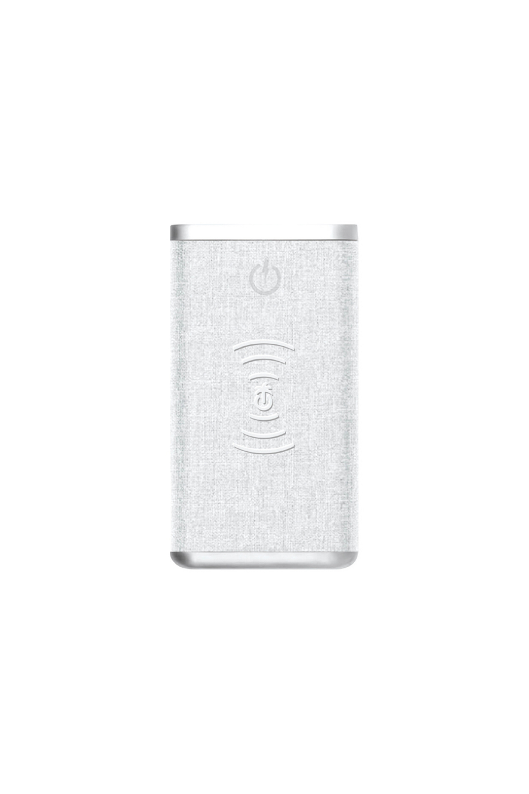 PhunkeeTree Wireless Charging Power Bank And Pad - Front Cropped Image