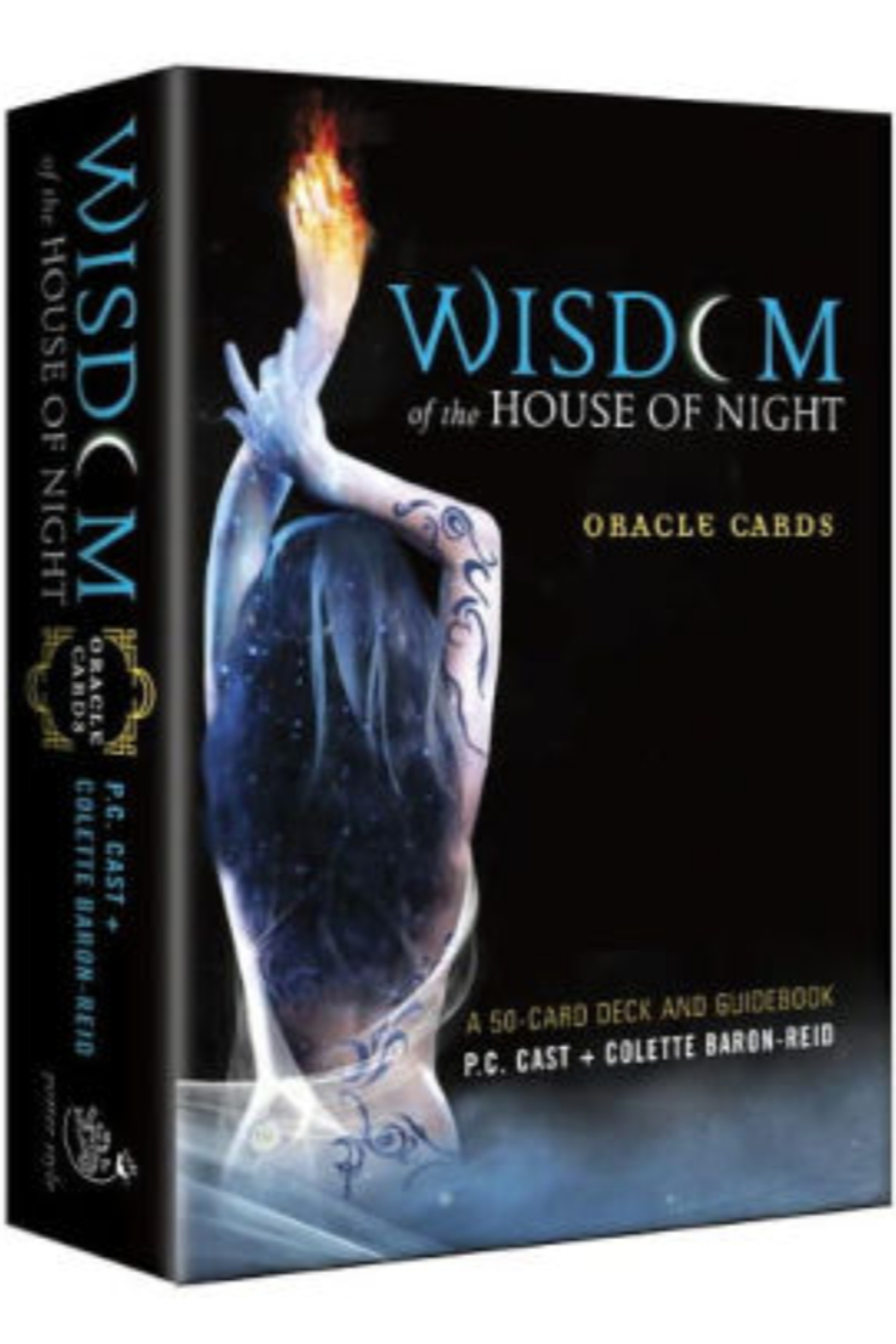 Random House Wisdom of the House of Night - Front Cropped Image