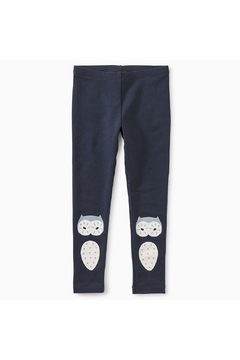 Tea Collection Wise Owl Cozy Leggings - Product List Image