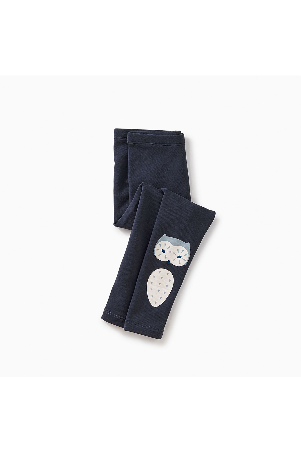 Tea Collection Wise Owl Cozy Leggings - Side Cropped Image