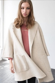 Wish Apollo Coat - Front cropped