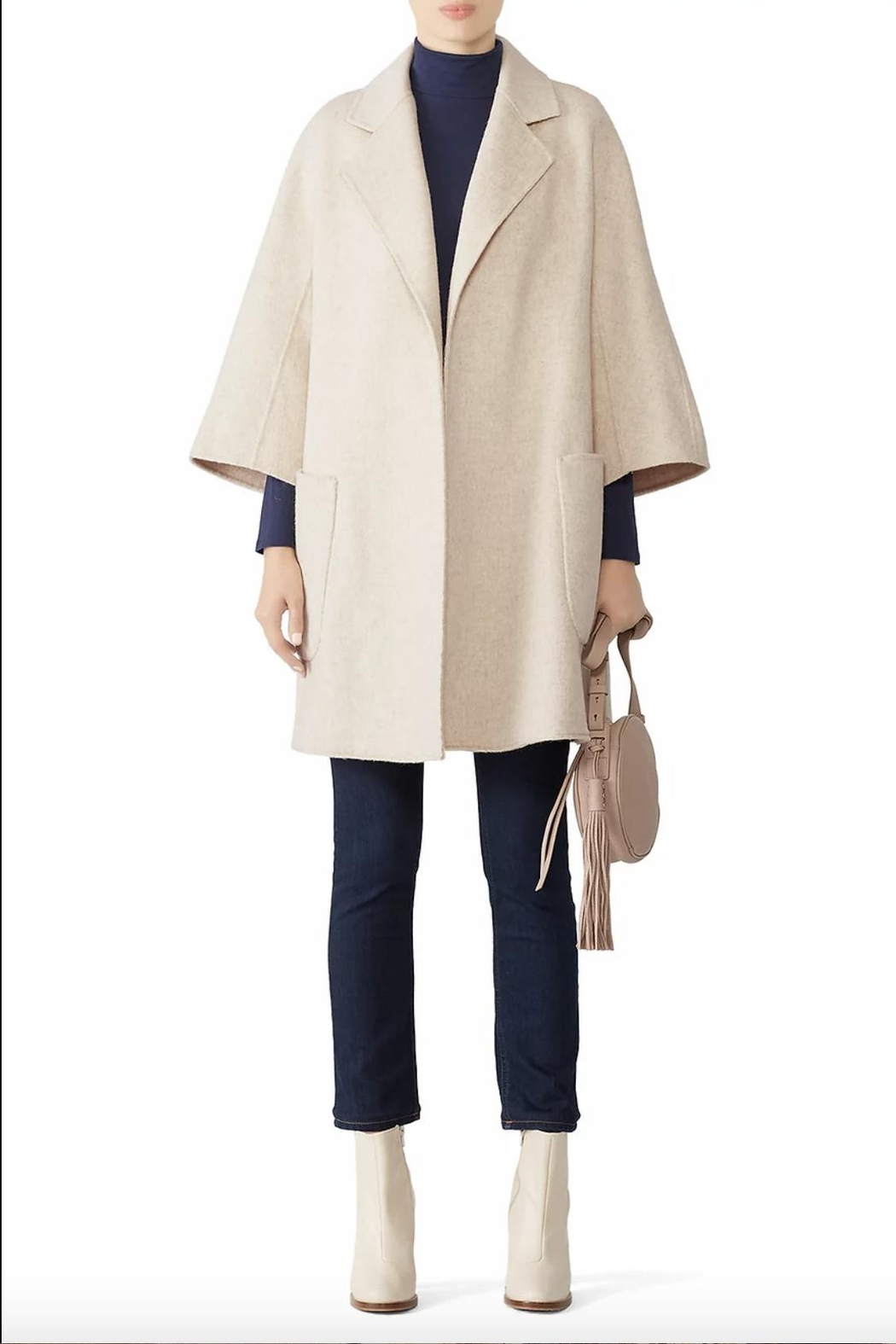 Wish Apollo Coat - Front Full Image
