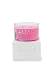 Primal Elements Wish Candle - XOXO - Front cropped