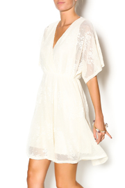 Wish Collection Cross-Front Lace Dress - Product Mini Image