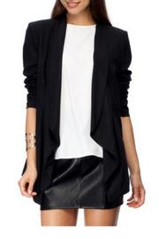Wish Proxy Drape Blazer - Product Mini Image